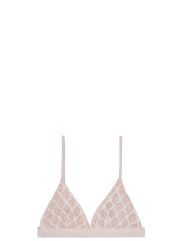 Chantilly Lace Bra(Beige) (인에이 언더웨어Chantilly Lace Bra(Beige)) 브라 여자속옷